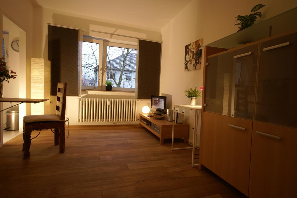 Single apartment bochum